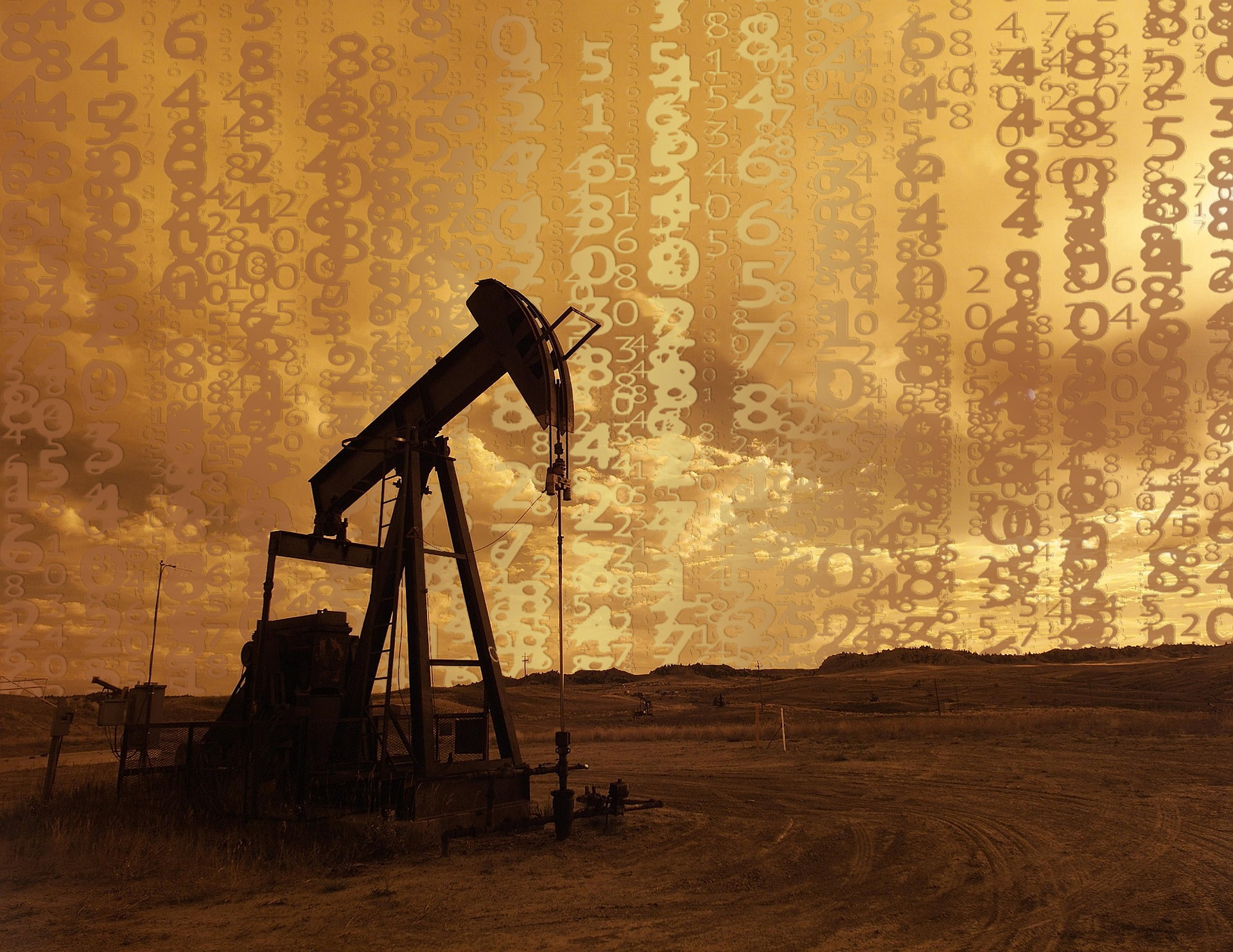 BRIAN GAYNOR: Why oil prices fell below zero